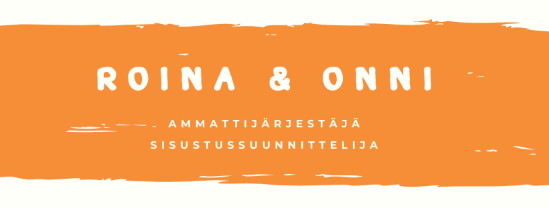 ROINA & ONNI